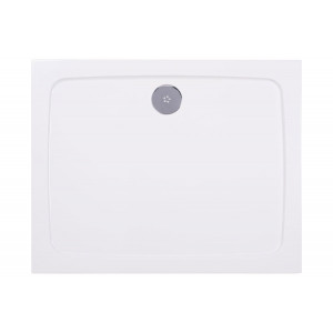 Aquariss® Rectangular 1000 x 800mm Stone Shower Tray