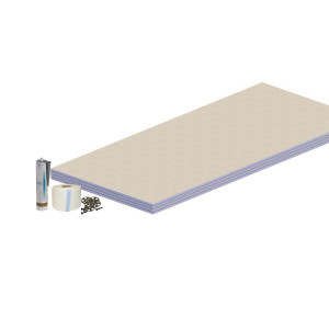 Aquariss Wet Room Waterproofing Floor Kit 4.32 sqm