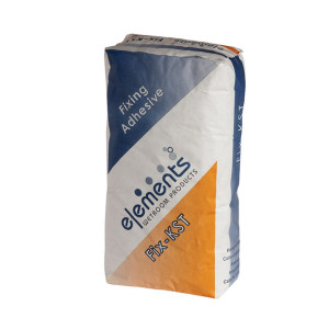 Aquariss Wet Room Wall & Floor TIle Backer Board Adhesive 5kg
