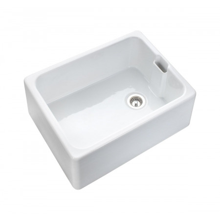 Rangemaster Farmhouse 595 x 455mm Single Bowl Belfast Kitchen Sink
